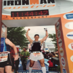 A Startup endurance can be improved with Ironman challenges.